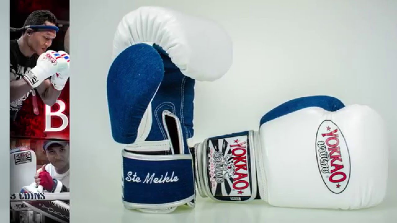 Yokkao Muay Thai Customized Gloves Muay Thai Boxing