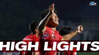 HIGHLIGHTS: いわきFC vs ホンダロックSC | 2021 JFL 第18節