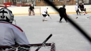 Первый турнир Владивостока по дворовому хоккею