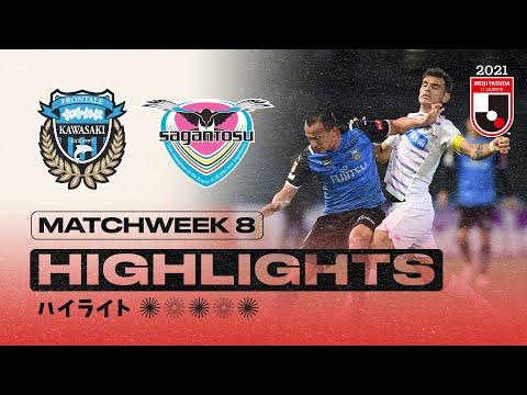 Kawasaki Frontale Sagan Tosu Goals And Highlights