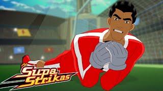 Supa Strikas   Auf geht´s, Big Bo - Episoden Zusammenstellung   Fußball - Cartoons für Kinder