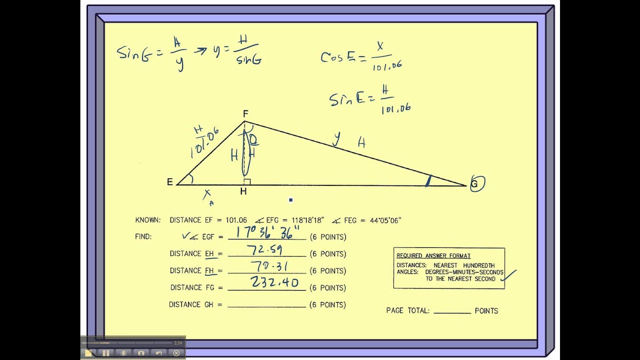 Trig-Star: Question 2, Part 3 - YouTube
