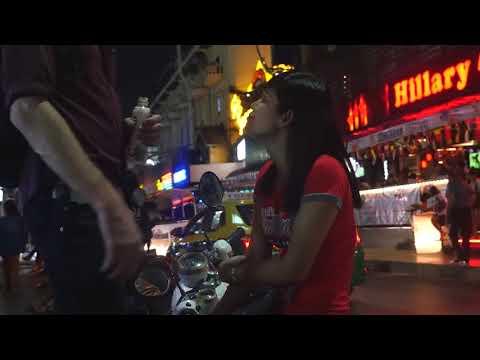 Bangkok Hooker night life