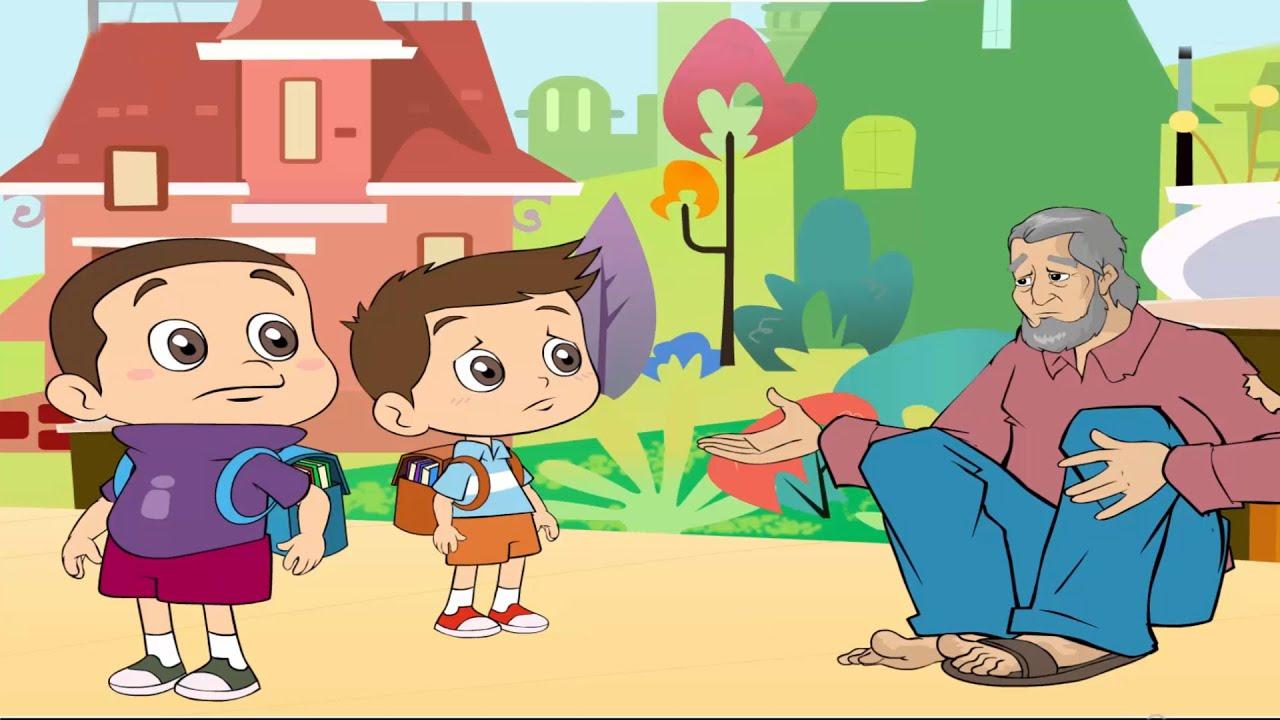 Film Per Femije Si Ti Mesoni Femijet Ti Ndihmojne Te Varferit By