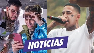 FREE Neutro Shorty (Explicado), Video oficial de Iluminati, Maluma y Myke Towers Y mas |  TrapeNEWS