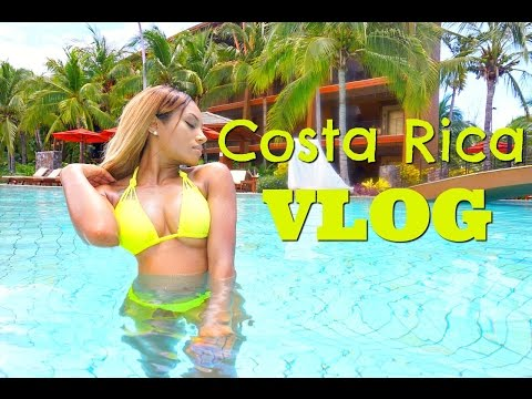 VLOG: Costa Rica Summer Trip