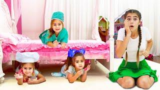 Nastya dan petualangan misteriusnya dengan boneka Mia