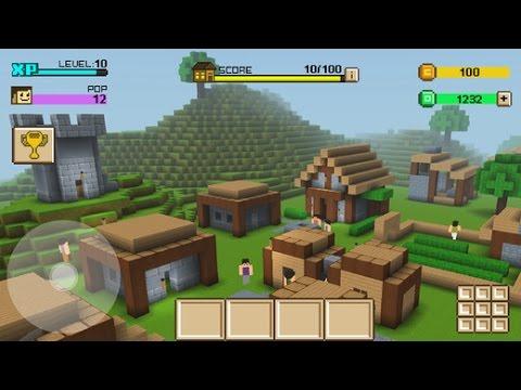 nieuw ontwerp verkoop gratis verzending Download Block Craft 3D Free Simulator Apk - Block Craft 3d ...