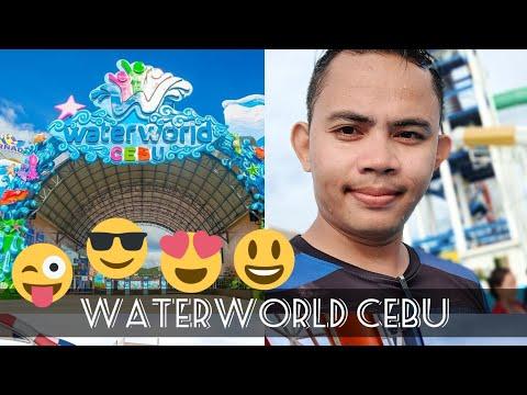 WATERWORLD CEBU/ The Biggest Water Park In Central Visayas