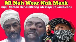 Buju Banton Tells Jamaica Mi Nah Wear None