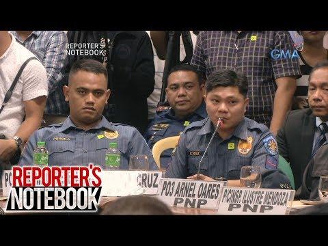 Reporter's Notebook: Mga pulis na sangkot sa iba't ibang krimen, mapaparusahan kaya?