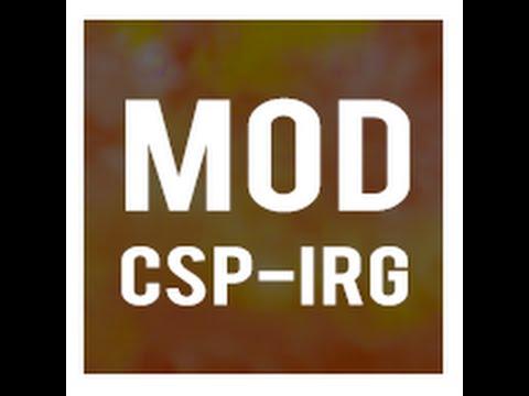 EMERGENCY MOD CSP - IRG # 2 ( manife + accident )
