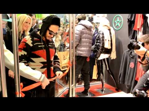 Открытие магазина Black Star Казань