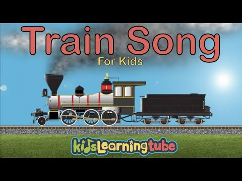 Trains For Kids/Trains For Children