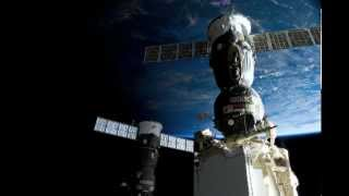 ISS Crosses The Terminator (2012.03.10) [1080p]