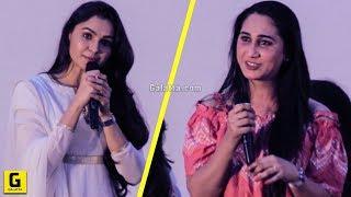 We Will Meet On The Battlefield: Andrea | Peranbu | Anjali | Mammootty | U1 | Sadhana
