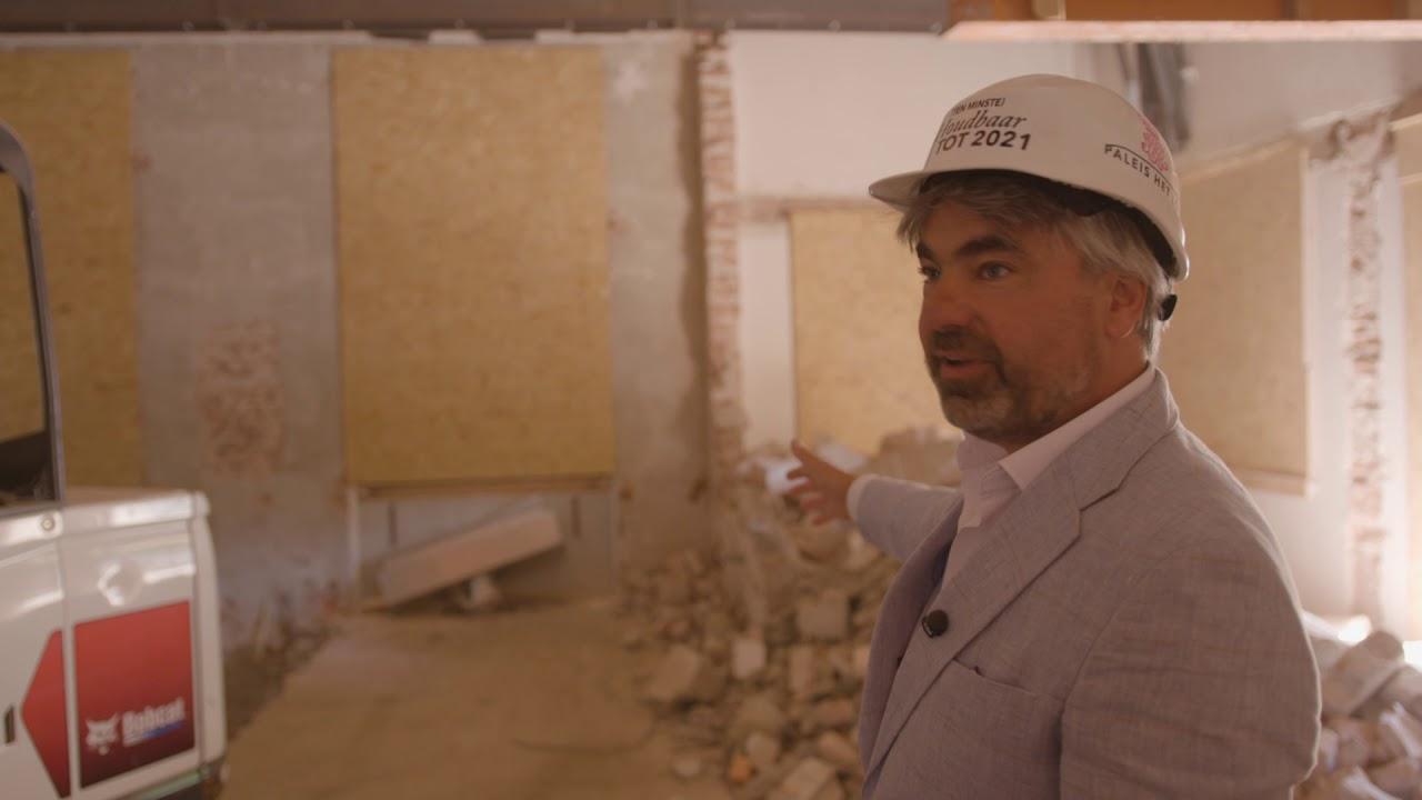 Start Verbouwing Begin : Kroonenberg groep start herontwikkeling winkelcentrum keyserstroom