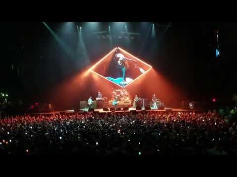 Foo Fighters My Hero Live @ Greensboro NC, October 15, 2017