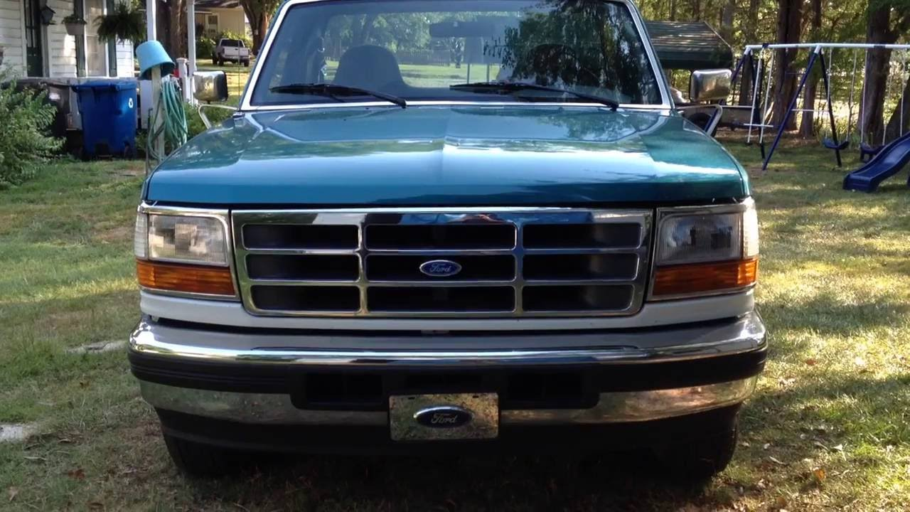 Custom Exhaust 1996 Ford F-150 5.0 Liter (Y-Pipe with ...