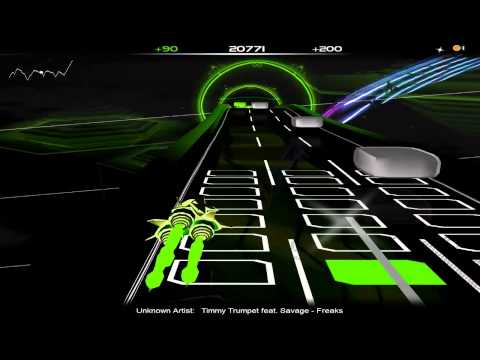 Timmy Trumpet feat. Savage - Freaks (AudioSurf)