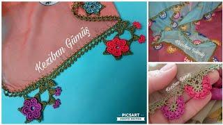 Tığ Oyası Modelleri - 5 | #crochet