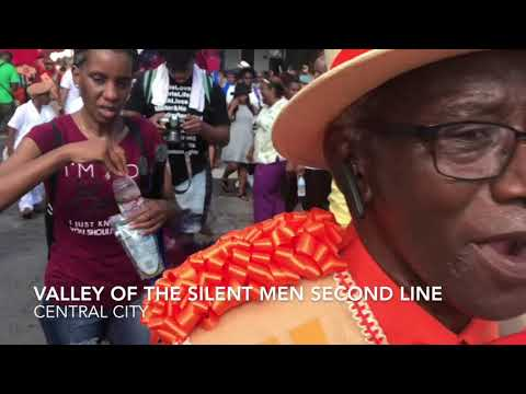 LBJ - Valley of the Silent Men Second Line