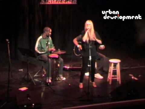 "UDTV: Gemma Fox - ""The One"" @ London jazz festival, Urban Development"