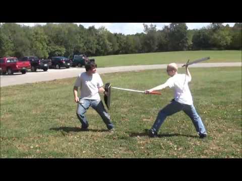 Epic LARP Battles