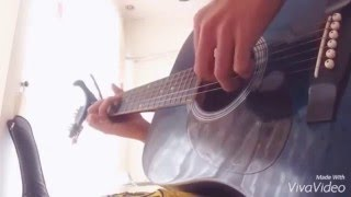 Ngại yêu- guitar cover by robin còi