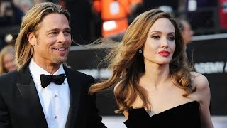 Brad Pitt Speaks Out on Angelina Jolie Divorce: 'I Am Very Saddened'