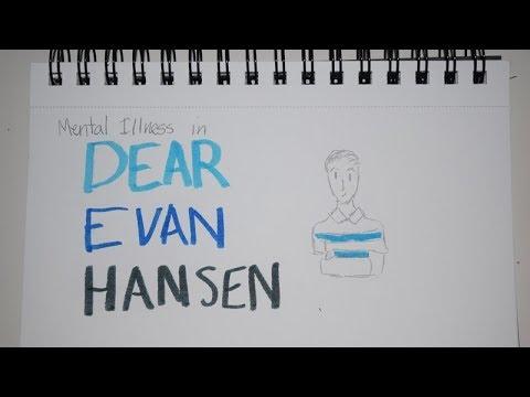 Mental Illness in Dear Evan Hansen