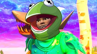 KERMIT IMPRESSION GLITCHES FORTNITE