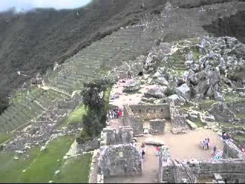 Machu Picchu from Above – Travel by Boutique South America