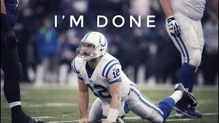 Why Andrew Luck Retired! (Hit Compilation)