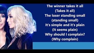 Cher - The Winner Takes it All (AUDIO HQ) (LYRIC)