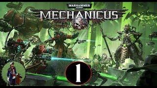 The Awakening   Warhammer 40,000: Mechanicus Campaign Gameplay #1