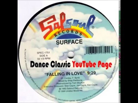 Surface - Falling In Love (A Shep Pettibone & Tom Moulton Mix)