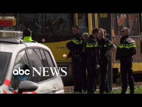 3rd person in custody after Netherlands attack