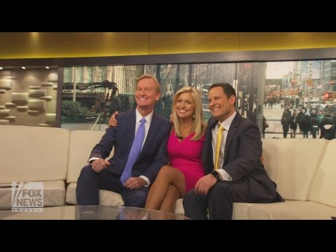 "Interview: Ainsley Earhardt talks about hosting ""Fox and Friends."""