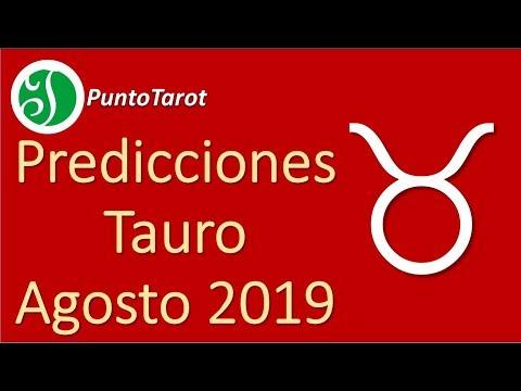 Tauro Predicciones Agosto y Septiembre 2019