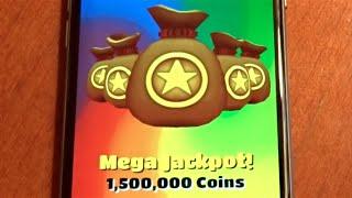 how to win mega jackpot subway surfers