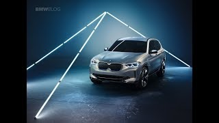 The new BMW Concept iX3