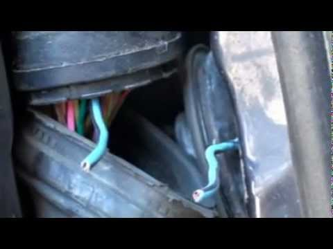 1999 Ford F250 Radio Wiring Diagram Ceiling Fan Light Kit Power Window Repair - Explorer Youtube