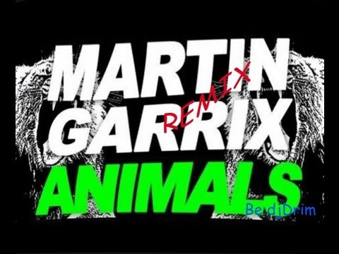 [Techno]- Martin Garrix - Animals ( Remix .DjDrim )