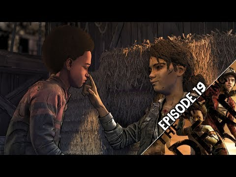 The Walking Dead The Final Season- I lost it for like this entire video... :,( // Episode 4 Part 4
