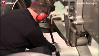 Heavy Vehicle Induction Heating Equipment | Levanta