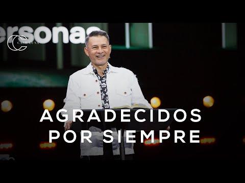 Pastor Cash Luna - Agradecidos por siempre | Casa de Dios