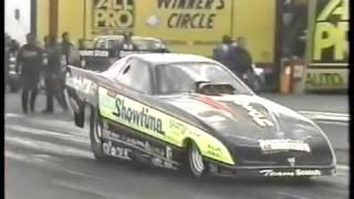 IHRA '92 Winternationals / Nitro Funny Cars