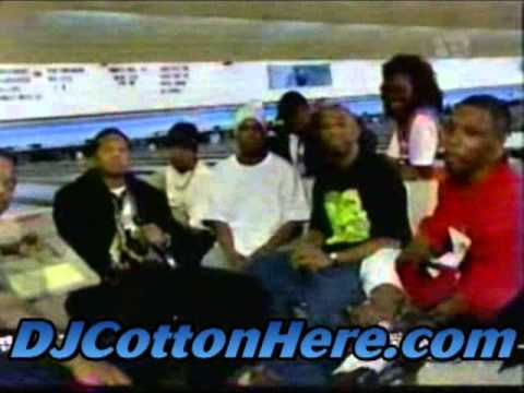 Three 6 Mafia 1st Rap City apperance (1998) (Part 1 of 2)