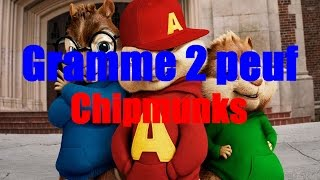 Hornet La Frappe - Gramme 2 peuf (Version Chipmunks)